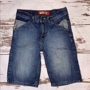 Boys Levi's Jean Shorts Size 12